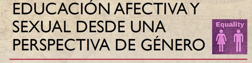 Bibliografía recomendada Educación Afectiva y Sexual- Irene Pinilla